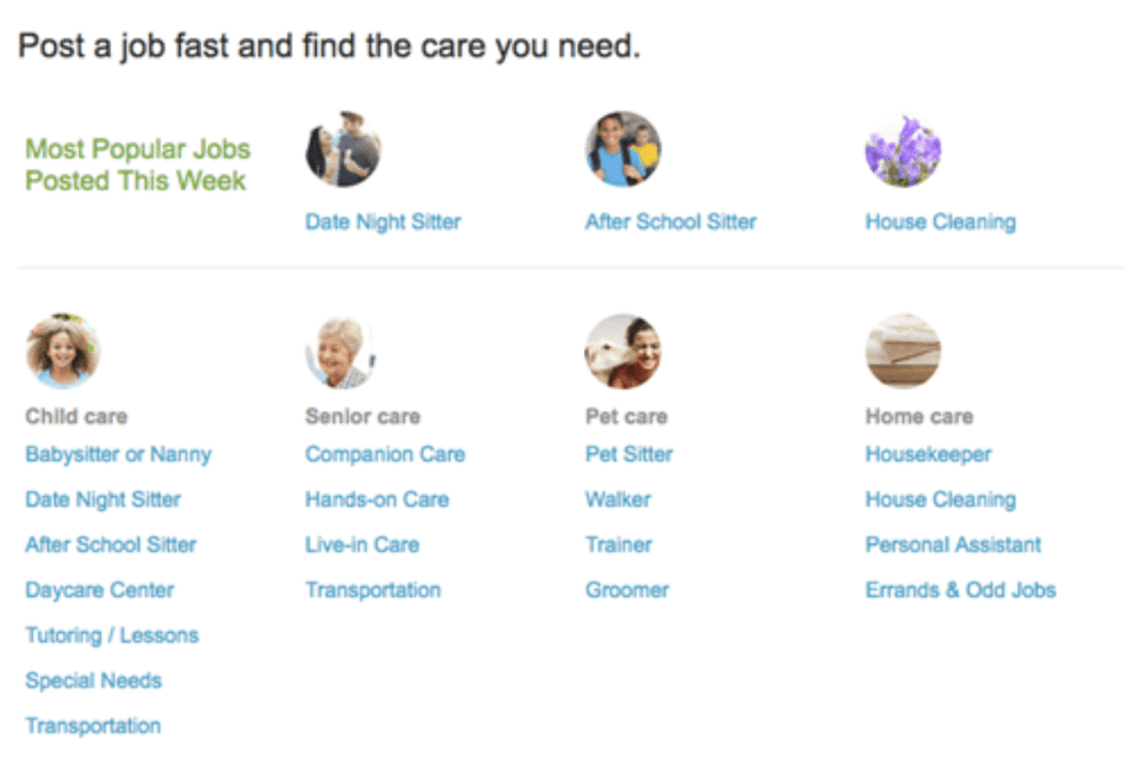 Everything You Need to Know About the Care.com Tutor Service: Popular jobs this week
