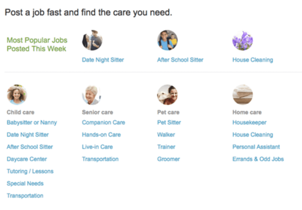 How to List or Apply to Care.com Nanny Jobs