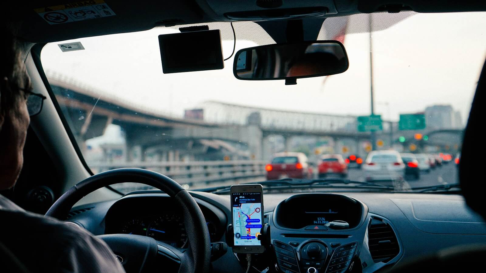 UberPool driver