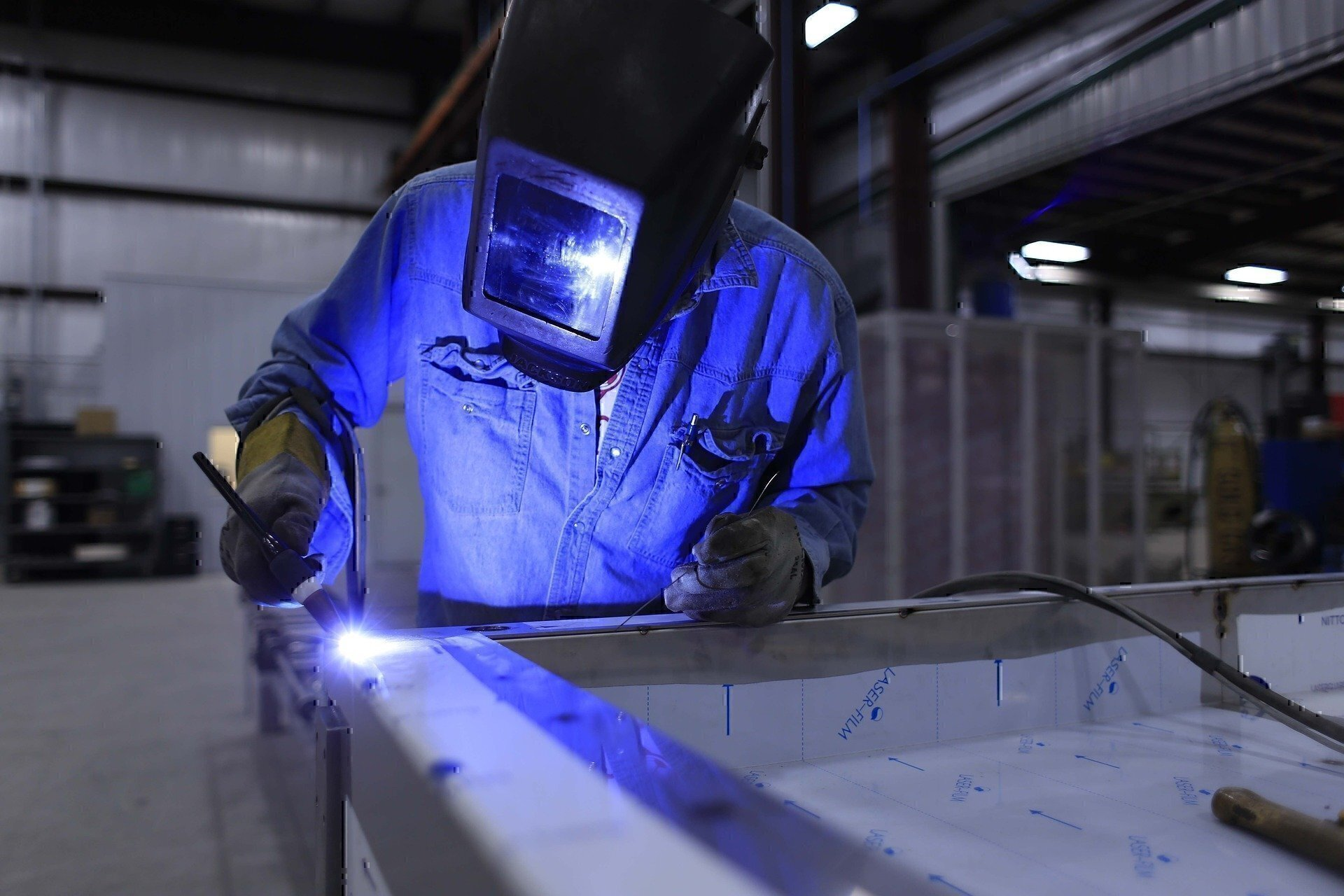 Job Outlook For Welders Welding Jobs Learn The Trade And Get Hired G I Jobs