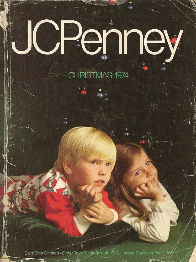 Vintage Christmas Catalogs 1970s