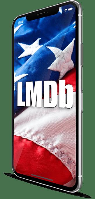 LMDb Launchscreen