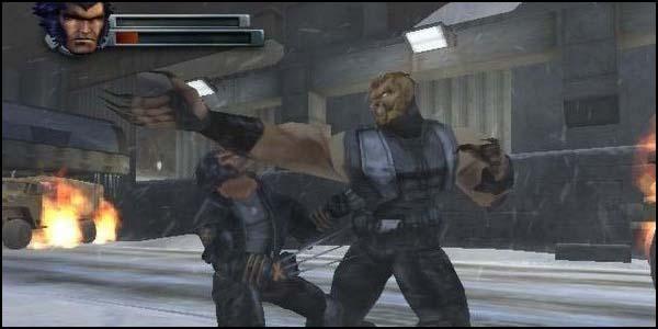 Х2: Wolverine's Revenge (2003)