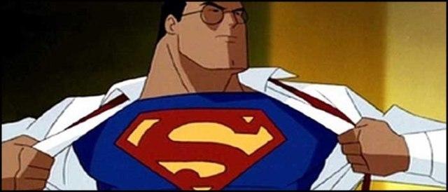 Супермен: Мультсериал (1996-2000) Superman The Animated Series
