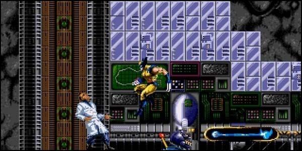Wolverine: Adamantium Rage (1994)
