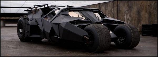 Бэтмобиль