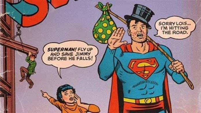 Серебряный век комиксов