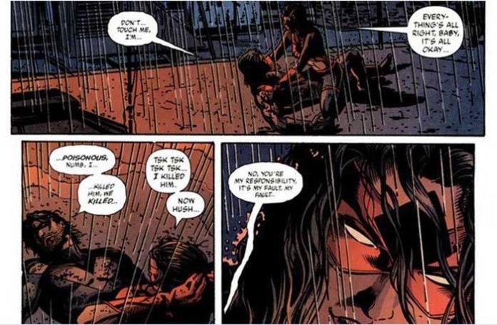 эротика в комиксах
