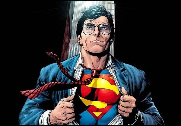 самый первый супергерой комиксов