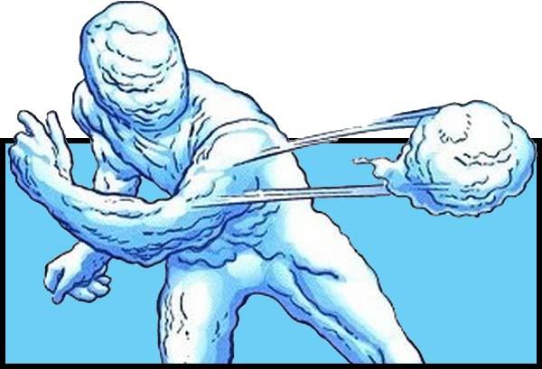Бобби Дрейк (Ледяной Человек) айсмен люди икс