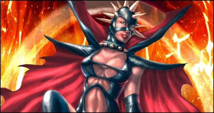 Злоба (Malice) Невидимая женщина