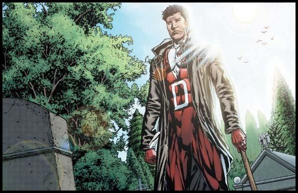 Мертвец DC комиксы история