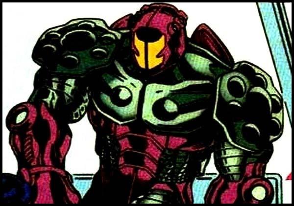 Жук Marvel комикс история