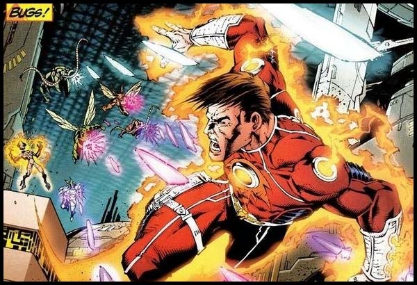 малоизвестные супергерои DC