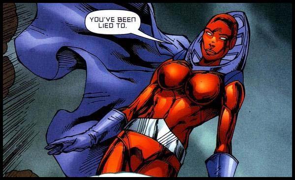Красная Торпеда комиксы DC