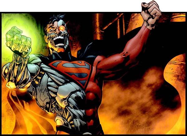 Супермен-Киборг история