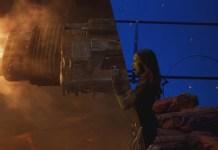 Стражи Галактики 2 Спецэффекты