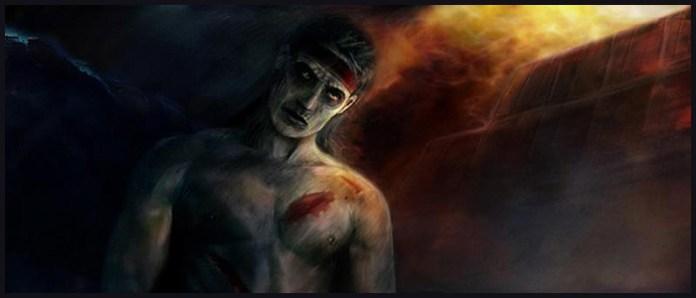 Mortal Kombat Лю Кан Зомби
