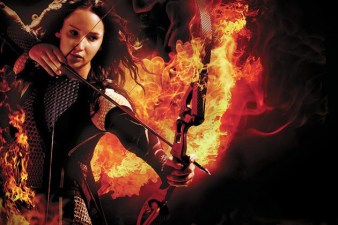 Hunger Game : Catching Fire !