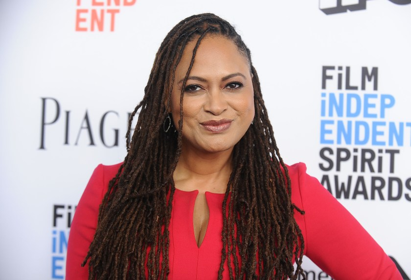 Ava Duvernay at the 2017 Academy Awards