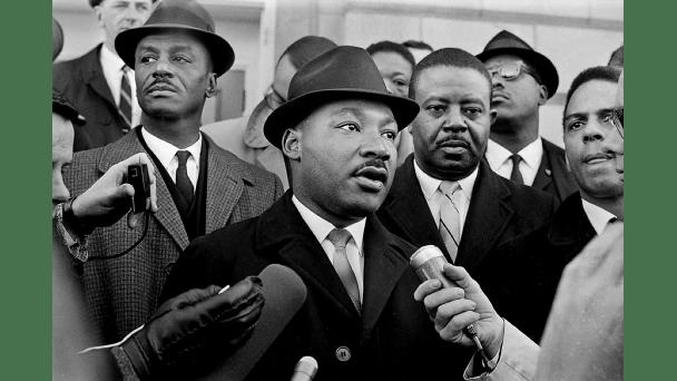 Rev. Martin L. King jr.