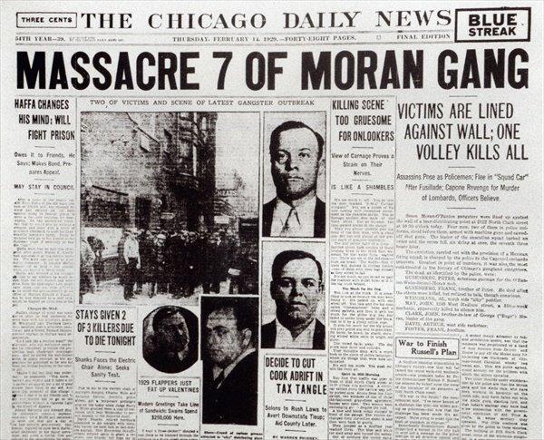 Bugs Moran Chicago Mobster