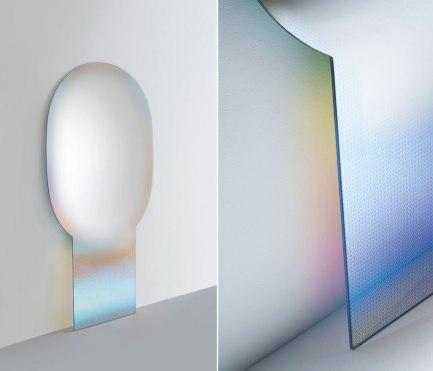Miroir « Chimmer », Patricia Urquiola, Glas Italia