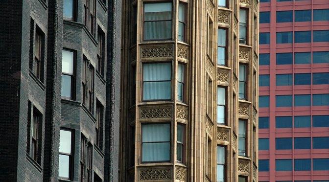 Ravalement de façades à Chicago