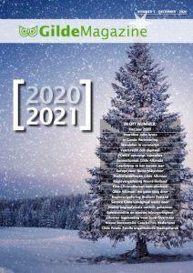 Omslag Gilde Magazine nr 5 van 2020