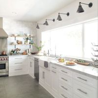 Kitchen Sconce Bandwagon: Let Me Help You Aboard  The