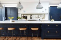 Beyond the Pale: Painted Kitchen Cabinets Now and Then ...