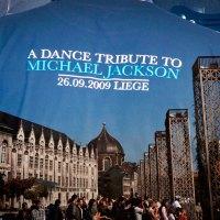Flash Mob Michael Jackson : un hommage dansé