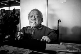Kenny Baker (R2D2) - Facts 2011 - Photo : Gilderic