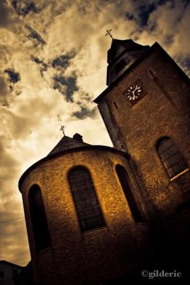 Les Fantômes de Sainte-Cécile (Liège, Belgique) - Photo : Gilderic