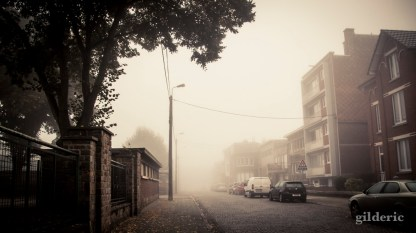 Welcome in Mist City (Grivegnée) - Photo : Gilderic