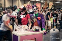 FACTS 2014 - Harley Quinn et le Joker - photo : Gilderic