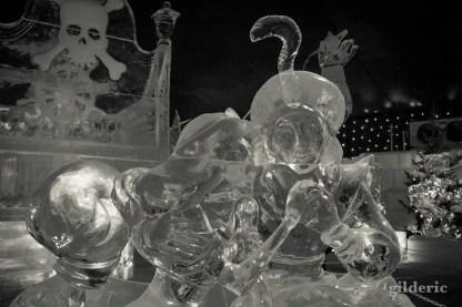 Aladdin et Yasmine - Disneyland Ice Dreams - Photo : Gilderic