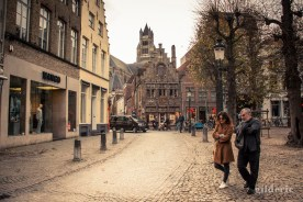 Escapade romantique à Bruges