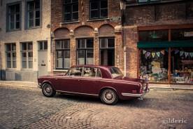Les vieilles anglaises aiment Bruges