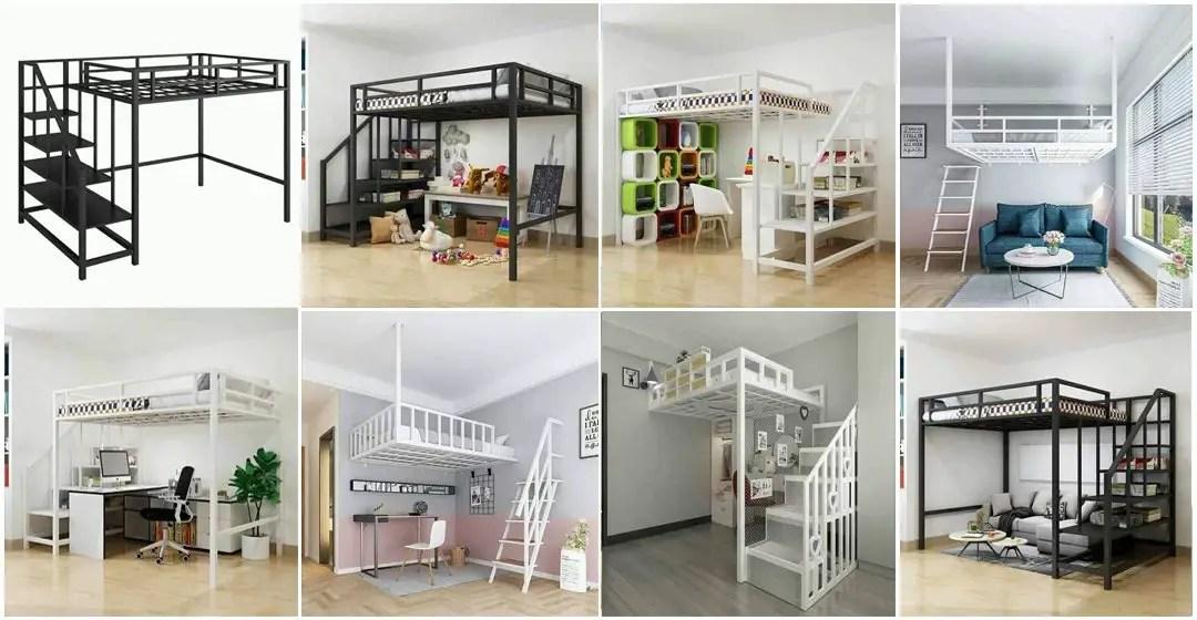 7 Idea Katil Untuk Jimat Ruang Dalam Bilik Tidur Giler Deco