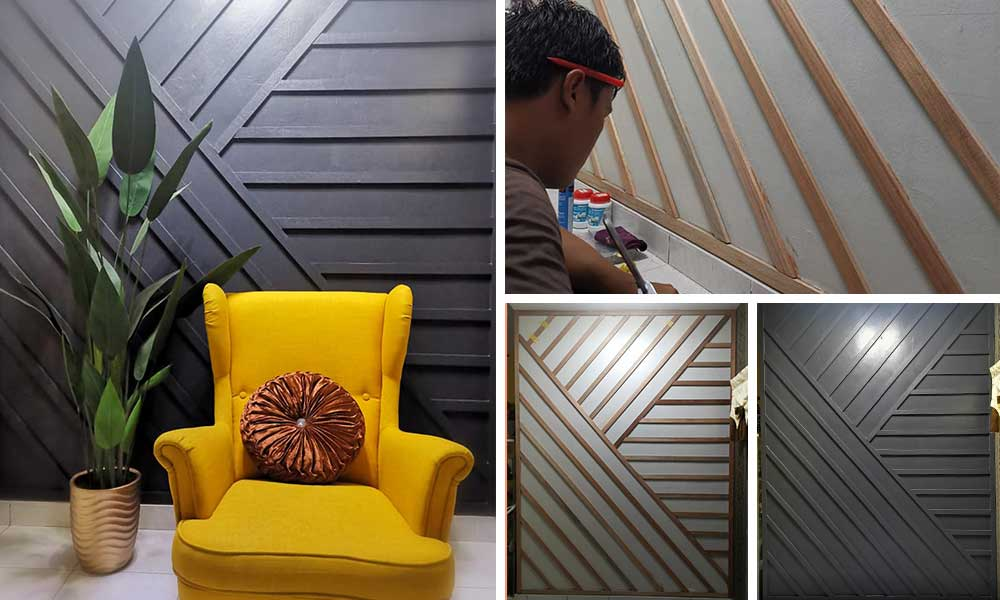 Accent Wall DIY