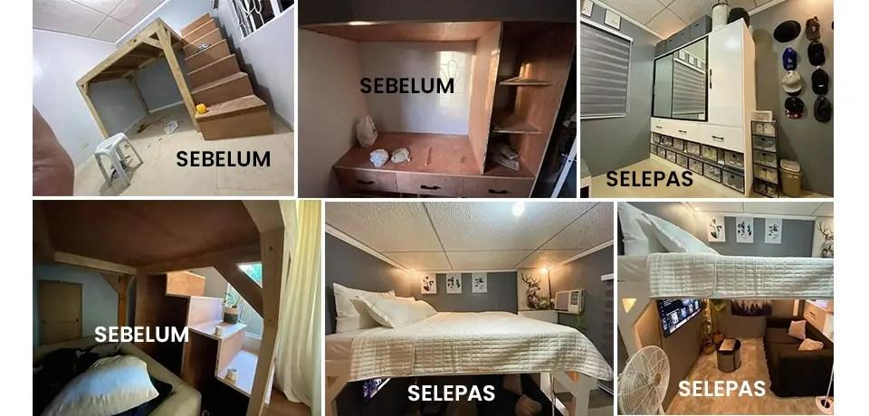 hiasan bilik tidur