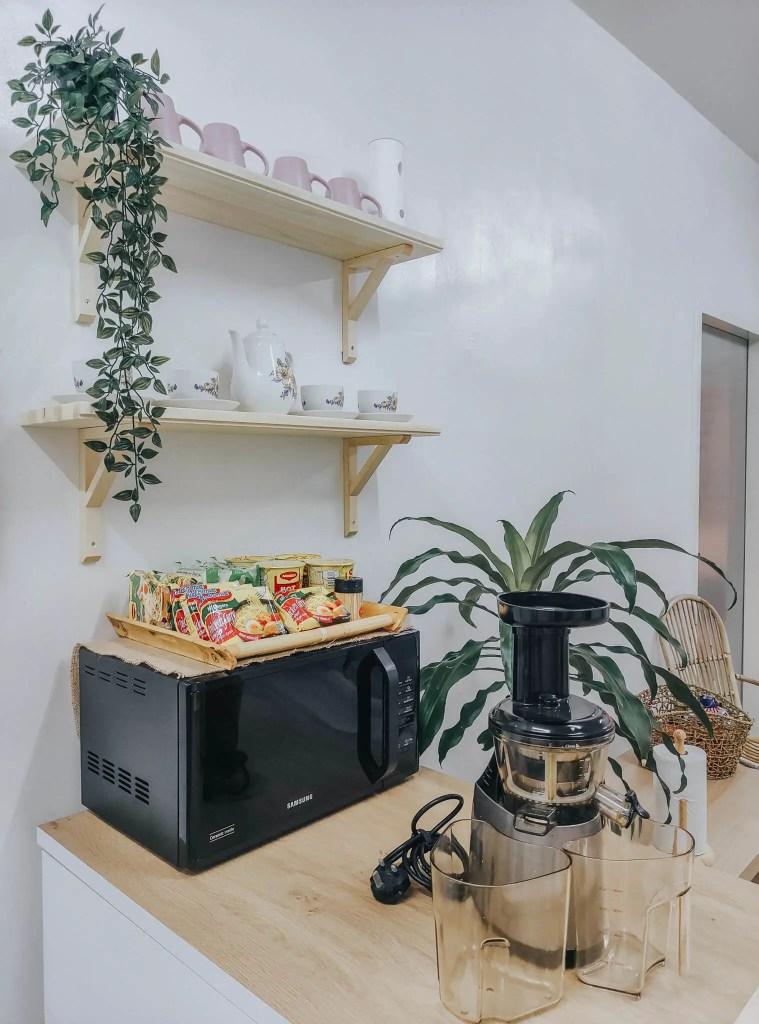 """Dekorasi """"Bohemian Kitchen"""""""