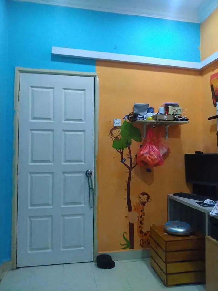 makeover bilik kecil