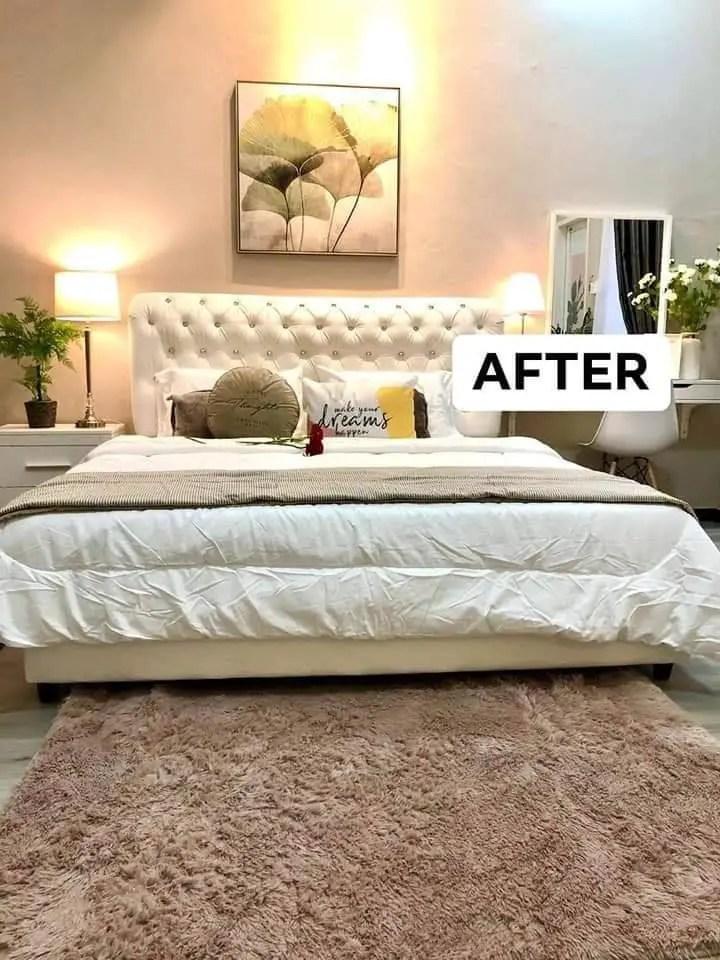 deco bilik tidur