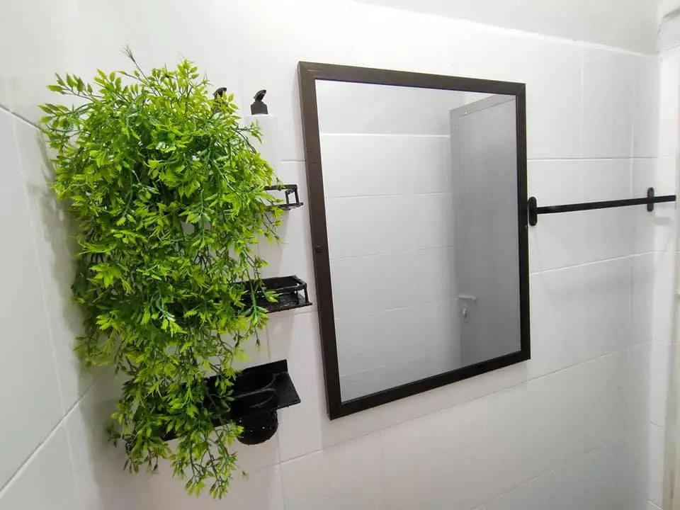 bilik air simple