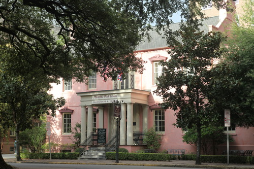 The Olde Pink House - great Savannah restaurant