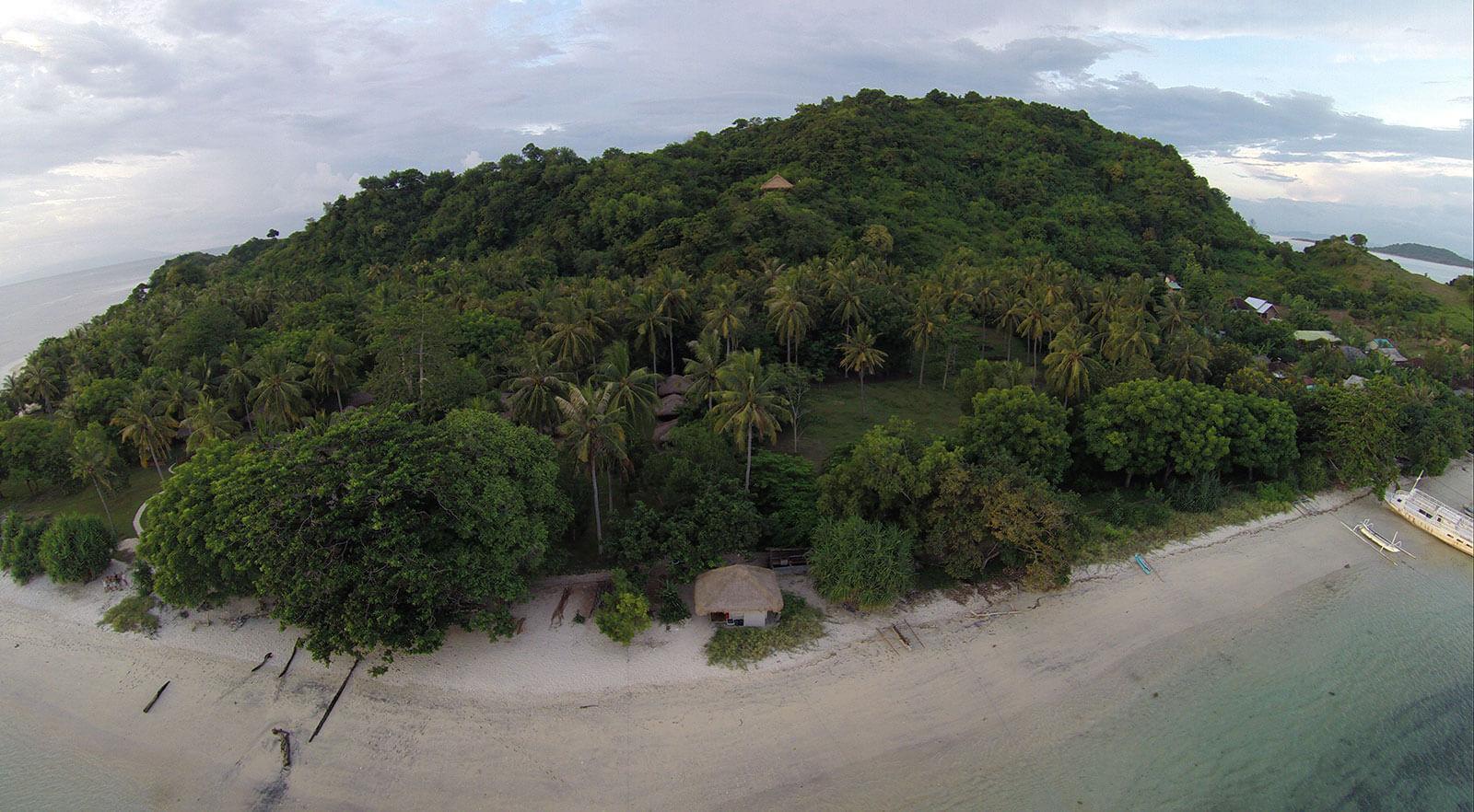 The Island – Gili Asahan Eco Lodge & Restaurant