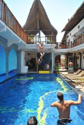 Gili Mansion Hostel - Gili Trawangan Hostel 4