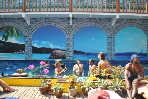 Gili Mansion Hostel - Gili Trawangan Hostel 7